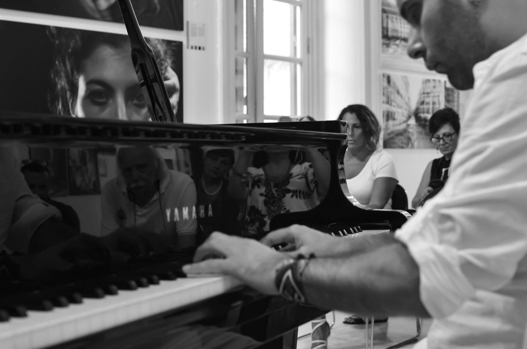 Saravà - piano solo - DiwineJazzFestival - Montecorice